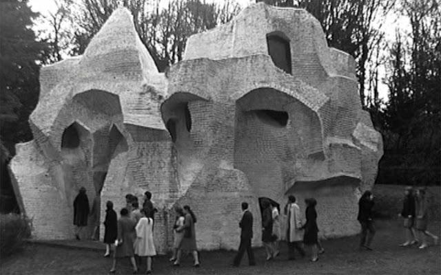 frères Baschet Qui êtes-vous Polly Maggoo Villa Bloc 1966 fashion 60s 1960