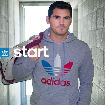 Adidas en El Corte Inglés ropa deportiva