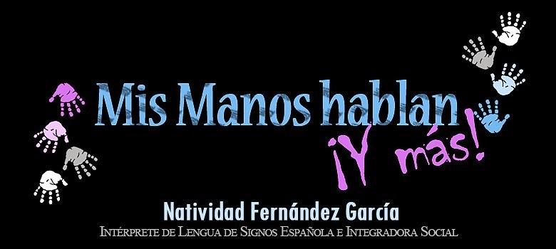 Intérprete de Lengua de Signos Española e Integradora Social en Extremadura