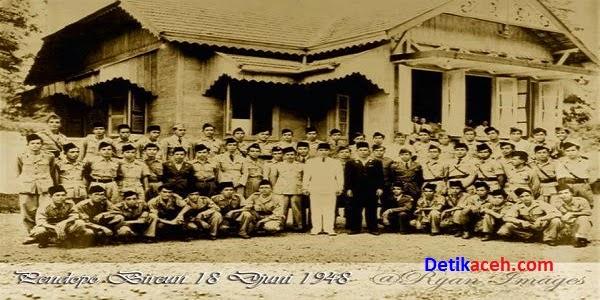Sejarah Bireuen Pernah Menjadi Ibukota Republik Indonesia