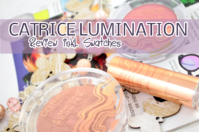Review Catrice Lumination