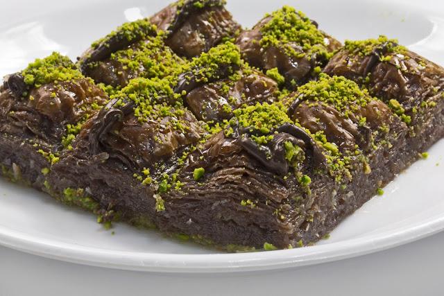 cikolatali-baklava
