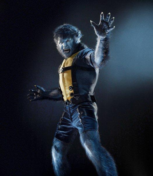 X Men First Class Beast X-MEN: FIRST CLASS Con...