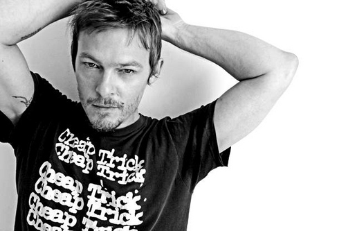 latest new style Norman Reedus