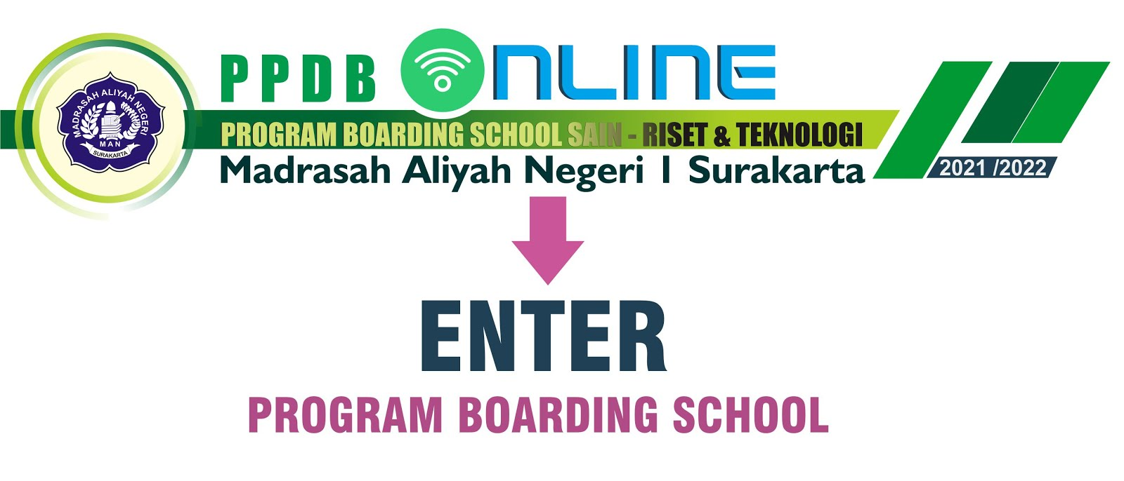 PPDB BOARDING SCHOOL