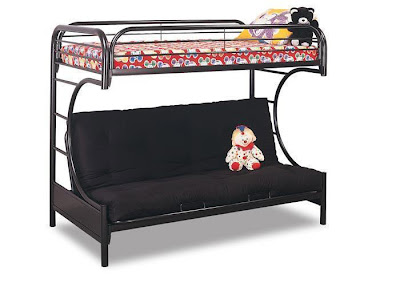 Metal Bunk Bed Designs