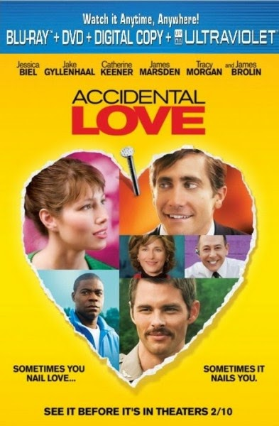 Accidental Love (2015) Poster
