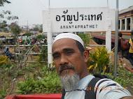 aranyapratet thailand