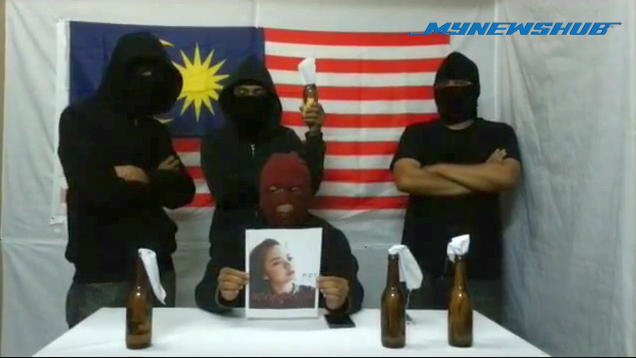 Video Budak-Budak Berangan ISIS, Nak Letup Mahkamah M'sia, info, terkini, berita, sensasi