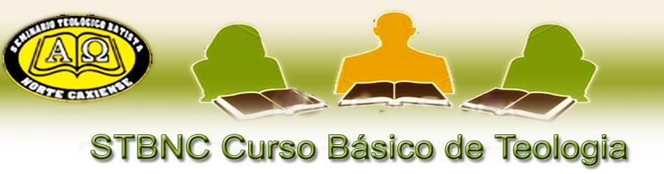 Seminário Teológico Batista Norte Caxiense Curso Básico de Teologia