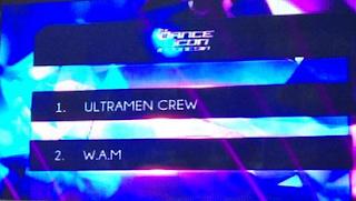 Ultrament Crew The dance Icon