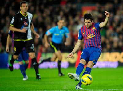 Barcelona 5 - 1 Levante (2)