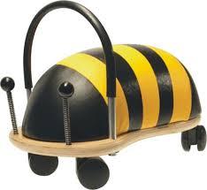 Wheelybug Bee