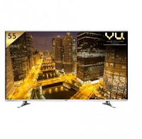 Buy Vu 55K160GAU 140 cm Full HD LED TV at Rs. 42990 (Exchange) or Rs. 46990 : Buytoearn
