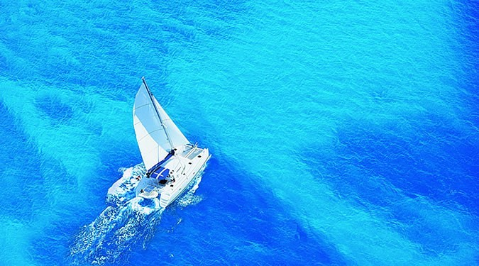 Sailing East Africa