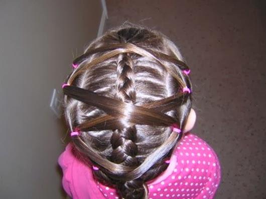 halloween girls hairstyle ideas