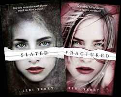 Slated &amp; Fractured by Teri Terry