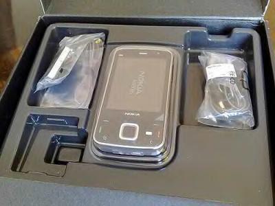 Nokia N96 Mobile Phone Photos