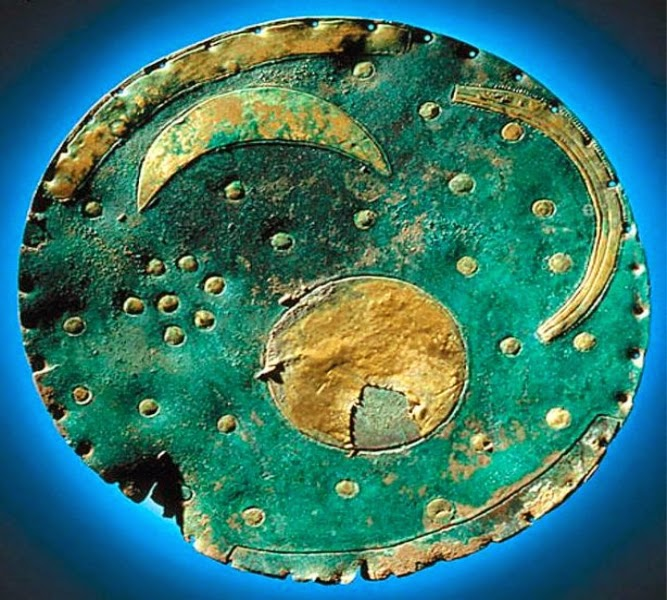 The Nebra Sky Disc - Ancient Map of the Stars