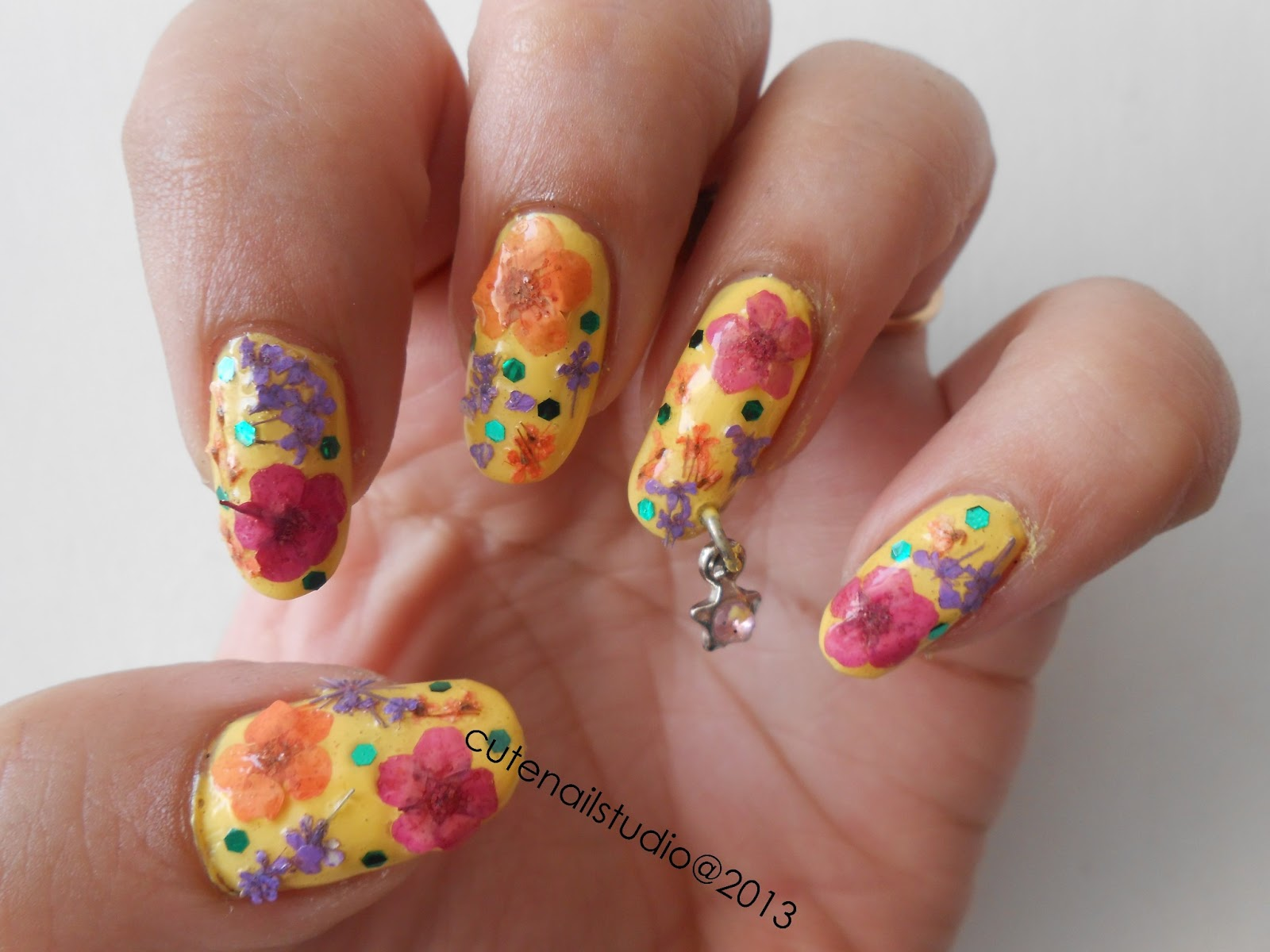 Todays Nail Art Stuff Giveaway - My Own Email