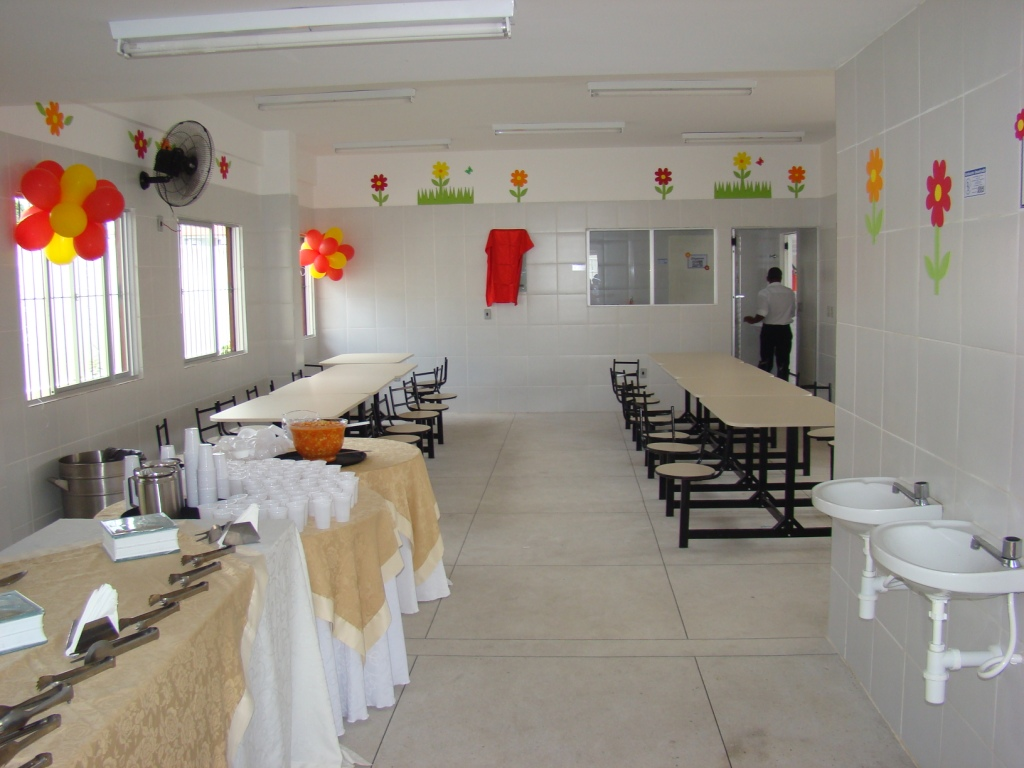 Bancários prestigia Inauguração da Cozinha Comunitária do Timbó #B87413 1024 768