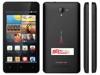 Symphony Xplorer V28 Android Phone Specifications & Price