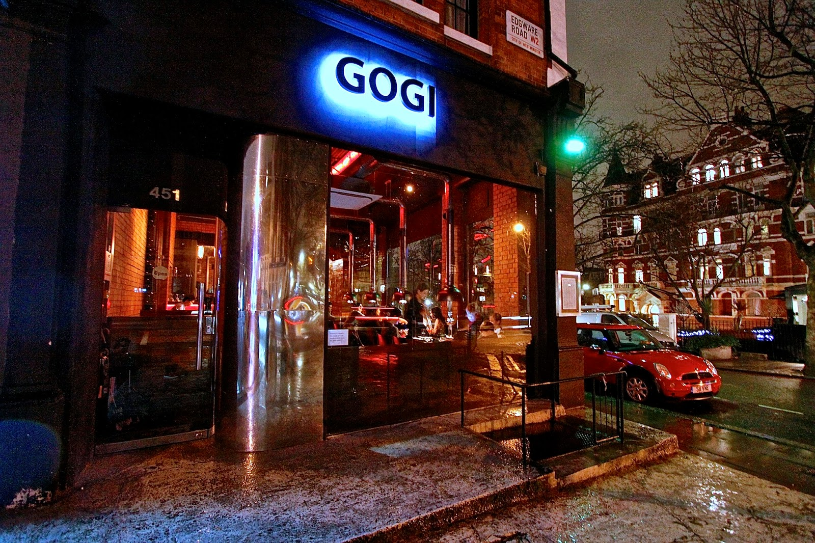 The London Foodie Little Venice Gangnam Style At Gogi