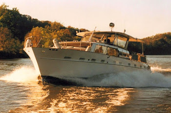 1965, 57Ft Roamer, Twin 318 Detroit Diesel Power
