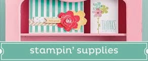 Stampin' Supplies List