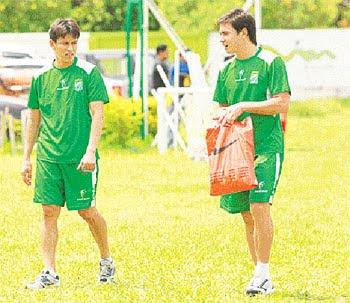 Oriente Petrolero - Joselito Vaca, Marcelo Aguirre - Club Oriente Petrolero