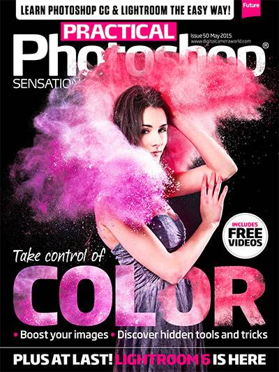 Practical Photoshop Magazine Issue 150 May 2015