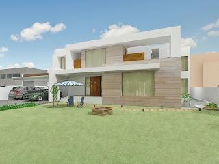 Modern houses design in pakistan House design