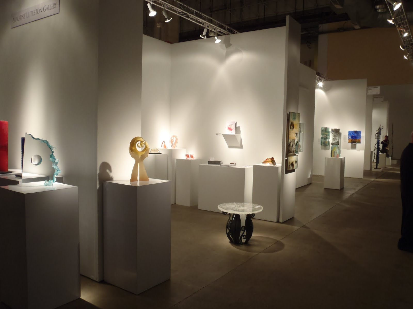 Report From SOFA Chicago Washington Glass Studio