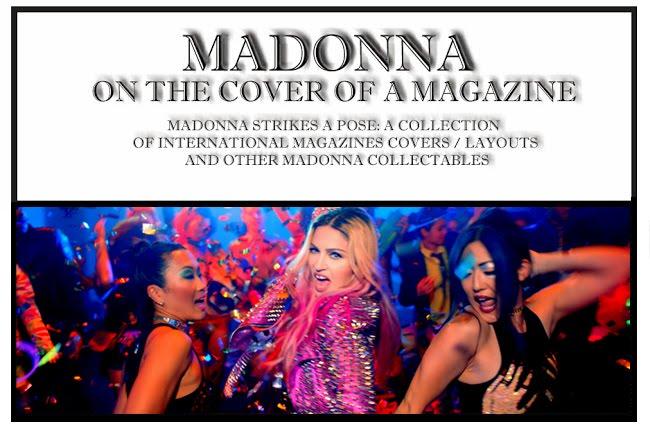 Madonna : On The Cover Of A Magazine OTCOAM rare madonna photos best madonna photos