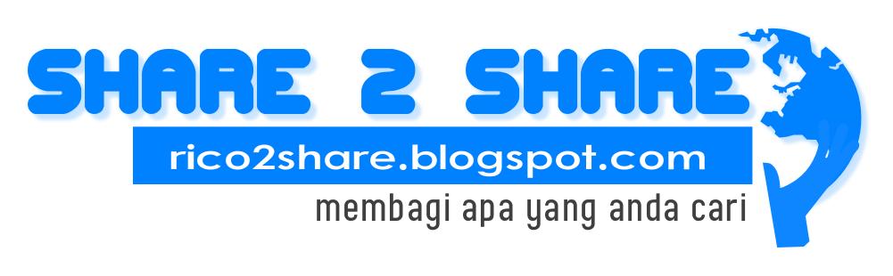 SHARE 2 SHARE