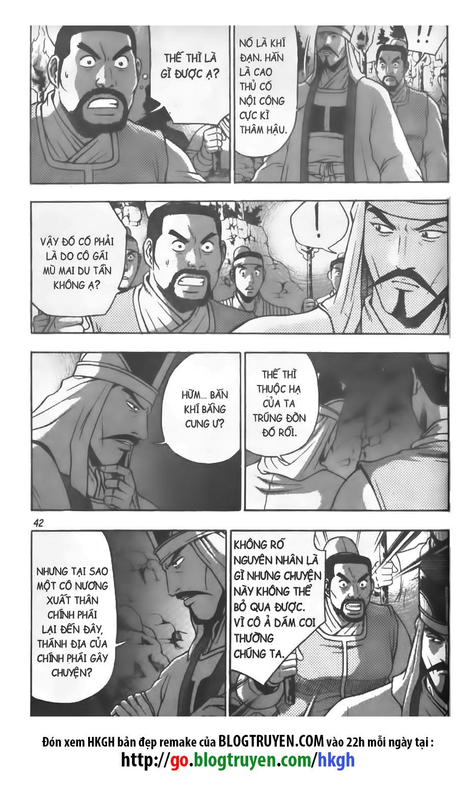 Hiệp Khách Giang Hồ chap 272 page 17 - IZTruyenTranh.com