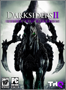 Download Jogo Darksiders II FullRip Black Box 2012