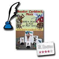 Frugal GM Review: Inkwell Ideas Monster Stand-Ins (GenCon Special)