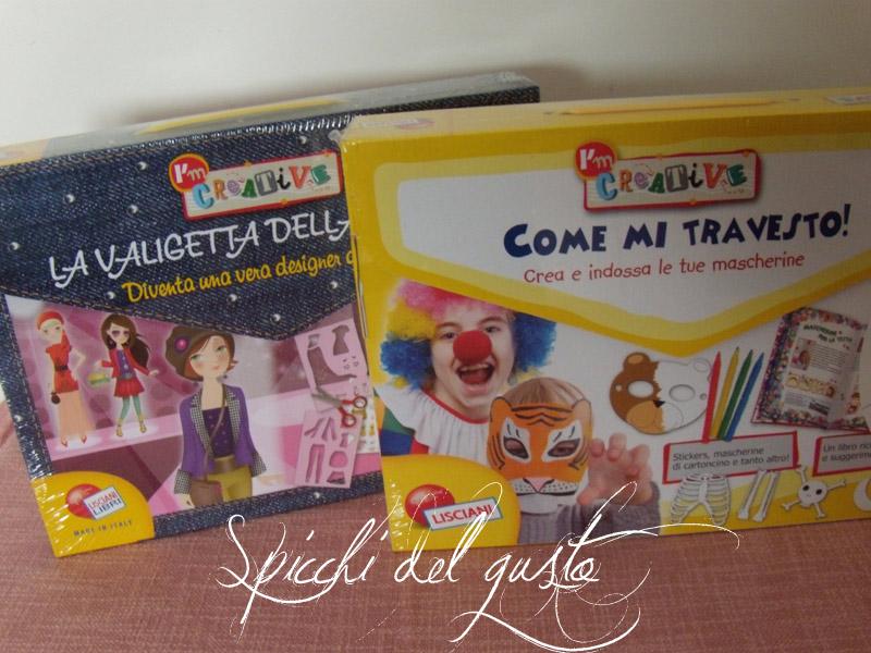 lisciani giochi per sviluppare la creatività dei bambini