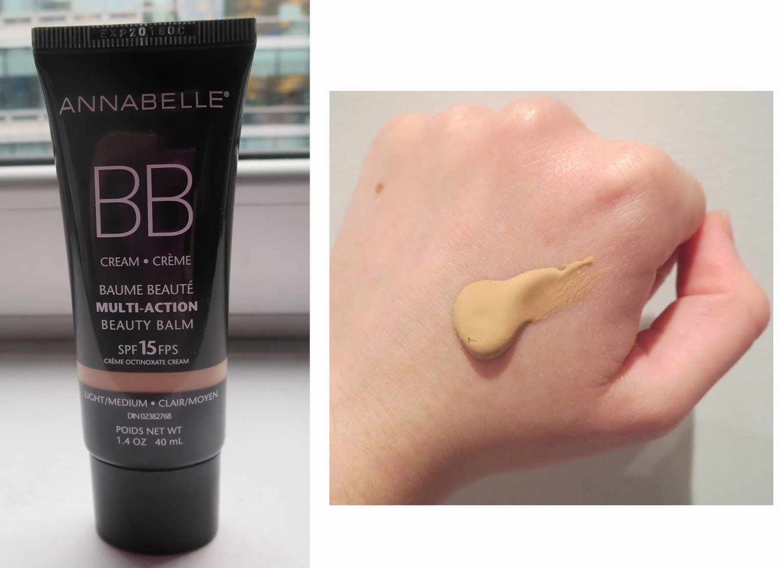a picture of Annabelle Cosmetics BB cream