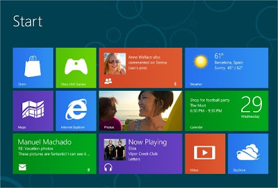 Windows 8, microsoft new operating system