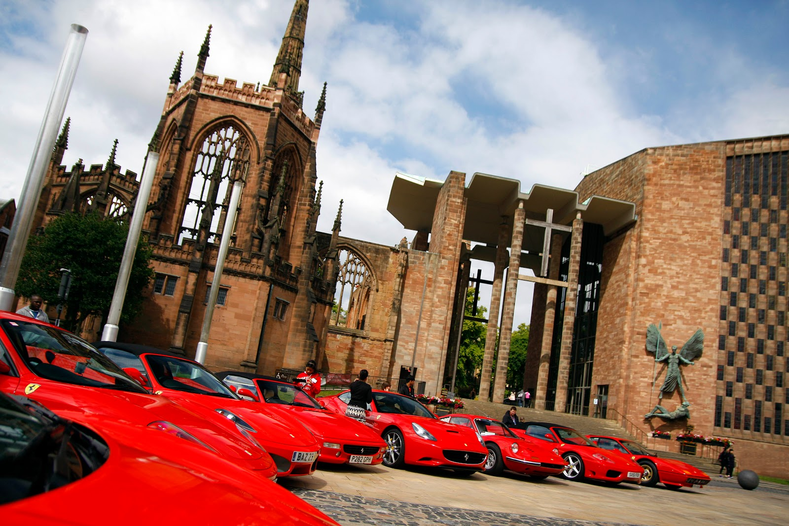 The Door Industry Journal Coventry To Celebrate Car