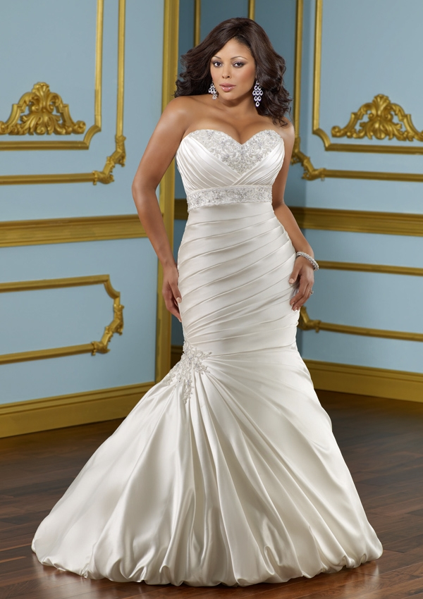 Style 4 Curves --For the Curvy Confident Woman: Plus Size Bridal ...