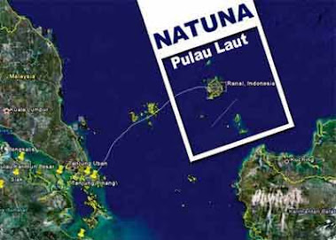 Peta Natuna