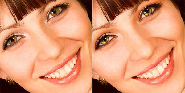 Photoshop Fashion Retouch – Shadowy, Sultry Eyes
