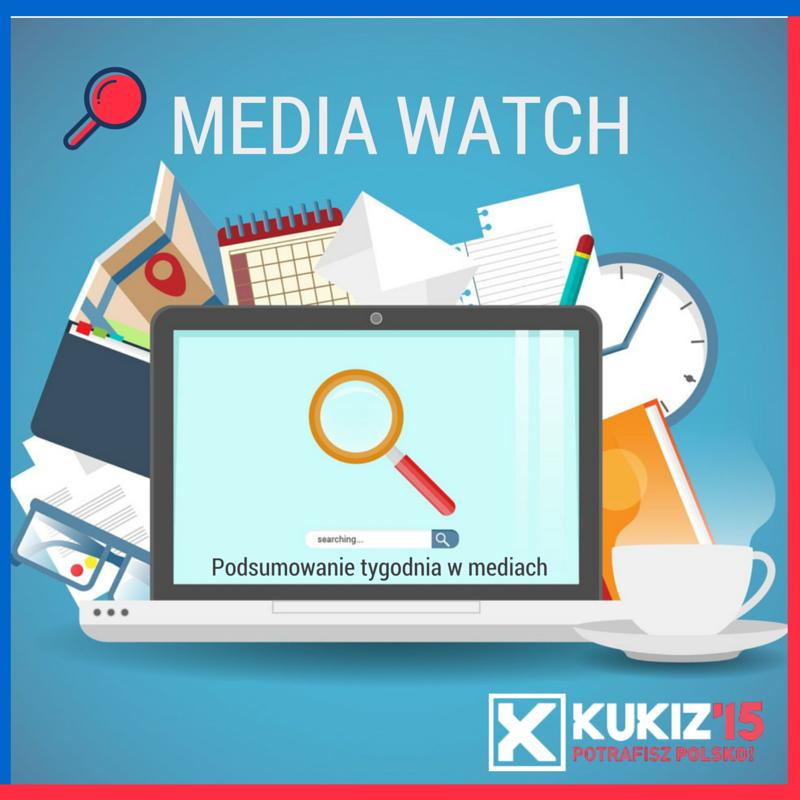 KUKIZ ' 15 W MEDIACH