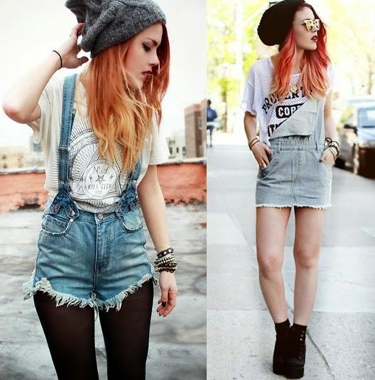 Fashion good macac o ou jardineira jeans tend ncia for Jardineira masculina c a