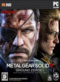 Download Metal Gear Solid V Ground Zeroes PC Full Version