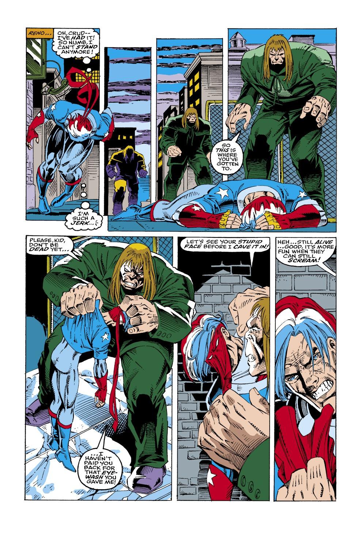 Captain America (1968) Issue #434 #384 - English 20