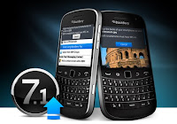 RIM BlackBerry 7.1 OS debuts at CES 2012, updates to BBM, BlackBerry Traffic and BlackBerry Travel apps available
